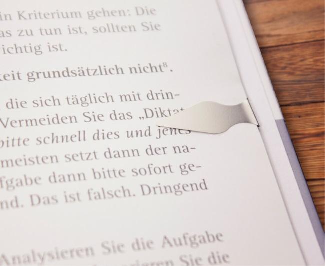 Idée cadeau mini marque-pages